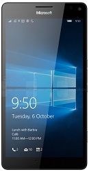 Microsoft Lumia 950 XL Hukommelseskort - kategori billede
