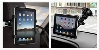 iPad 2 / iPad 3 Bilholder - kategori billede