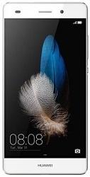Huawei P8 Lite 2017 Høretelefoner - kategori billede