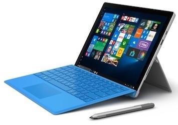 Microsoft Surface Pro 4 12.3 Cover - kategori billede