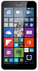 Microsoft Lumia 640 XL Hukommelseskort - kategori billede
