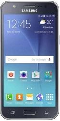 Samsung Galaxy J5 Hukommelseskort - kategori billede
