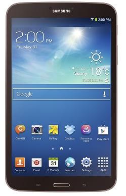 Samsung Galaxy Tab 3 (8.0) tilbehør - kategori billede