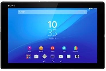 Sony Xperia Z4 Tablet Cover - kategori billede