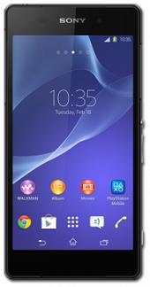 Sony Xperia Z2 - kategori billede