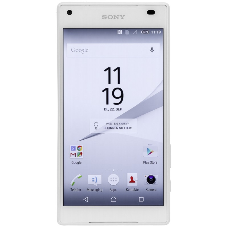 Sony Xperia Z5 Compact Cover - kategori billede