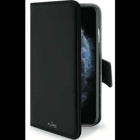 Apple iPhone 11 Pro Max Magnet pung taske og cover 2-i-1 fra Puro - Sort-2