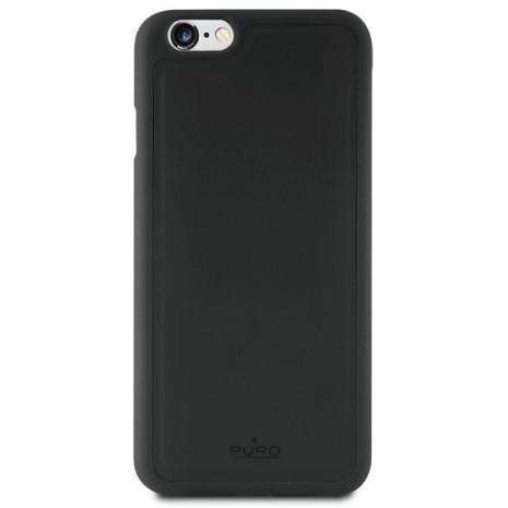Apple iPhone 6/6S/7/8 Magnet pung taske og cover 2-i-1 fra Puro - Sort-6
