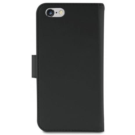 Apple iPhone 6/6S/7/8 Magnet pung taske og cover 2-i-1 fra Puro - Sort-5