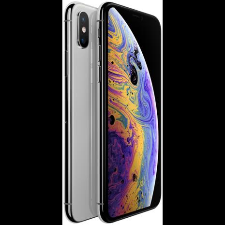 Apple iPhone XS 256GB Sølv-5