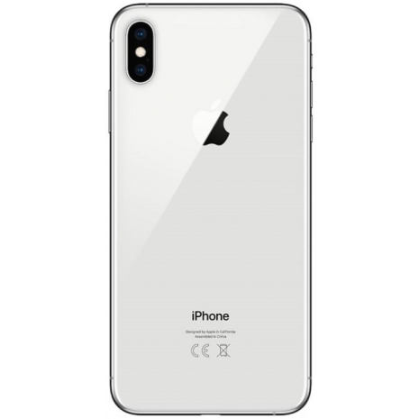 Apple iPhone XS 512GB Sølv-2