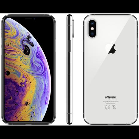 Apple iPhone XS 512GB Sølv-6