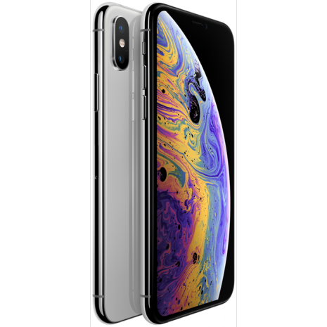Apple iPhone XS 512GB Sølv-5