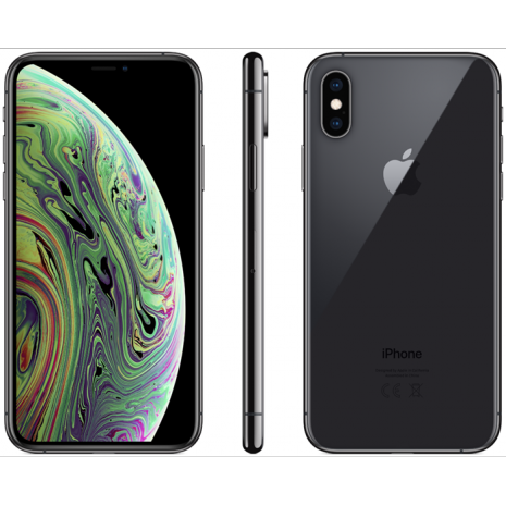 Apple iPhone XS 512GB Space Grey-5
