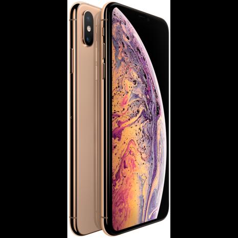 Apple iPhone XS Max 64GB Guld-5