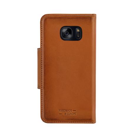 bugatti Booklet Case Amsterdam for Galaxy S7 sand-3