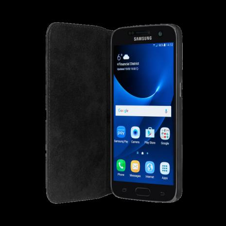 bugatti Booklet Case Oslo for Galaxy S7 black-5