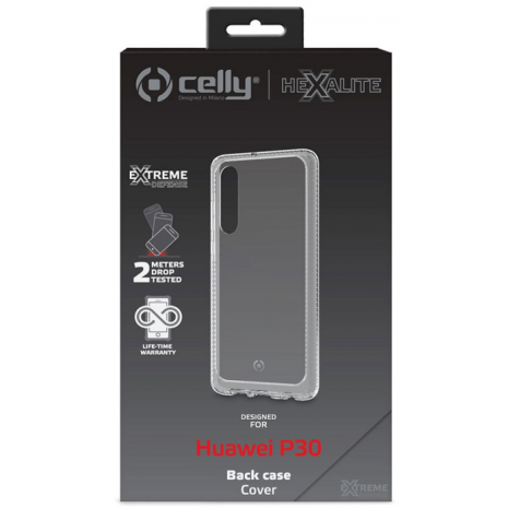 CELLY HEXALITE COVER (HUAWEI P30)-1
