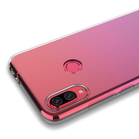 Cyoo - Silicon Case -  Xiaomi Redmi Note 7- Ultra Slim - transparent-1