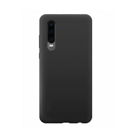 Cyoo - Soft Case - Huawei P30 - Case - Black-1