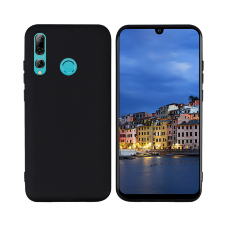 Cyoo - Soft Case - Huawei P30 Lite - Cover - Black-1