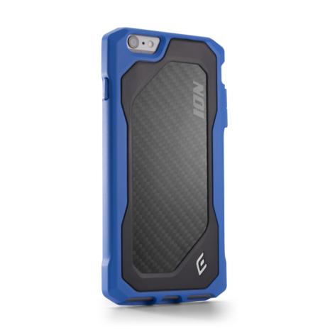 Element Case ION for iPhone 6/6s Plus blue-5
