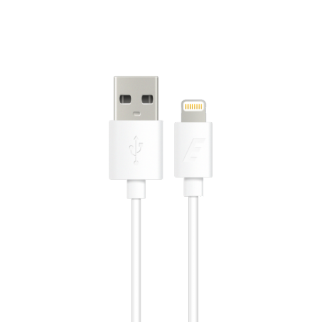 Energizer Lightning/ Micro USB/ Type C 3in1 Cable  white-1