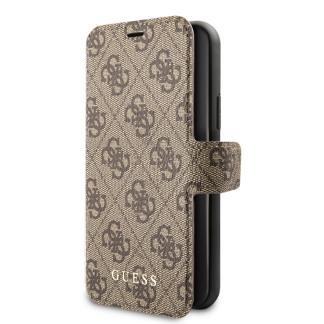 Guess - Charms - Book Case 4G - Apple iPhone 11 Pro - brown-3