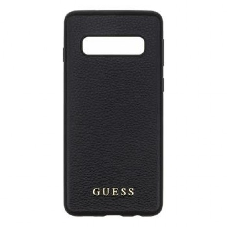 Guess - Iridescent - Hard Case - Samsung G970F Galaxy S10e - Black-1