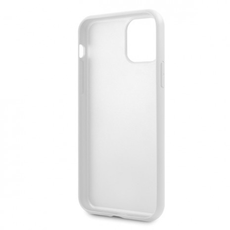 Guess - Marble Collection - Apple iPhone 11 Pro - White - Cover-3