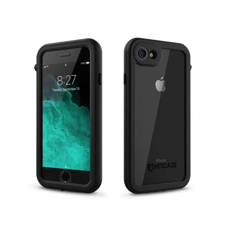 Hitcase Splash - drop resistent and waterproof case for iPhone 7/8-1