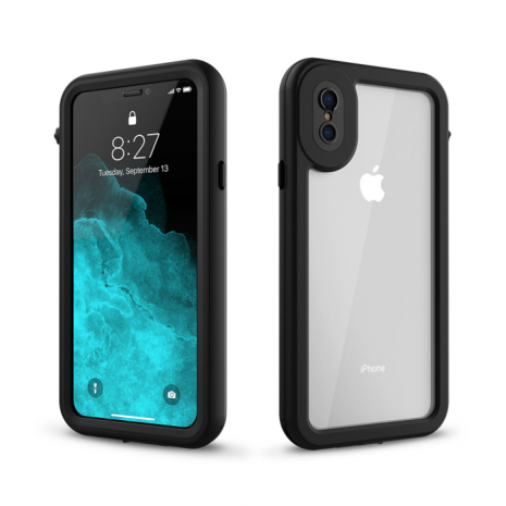 Hitcase Splash - drop resistent and waterproof case for iPhone XS Max-1