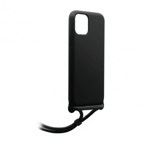 iPhone 11 Pro, Icon Cover w/necklace, Black