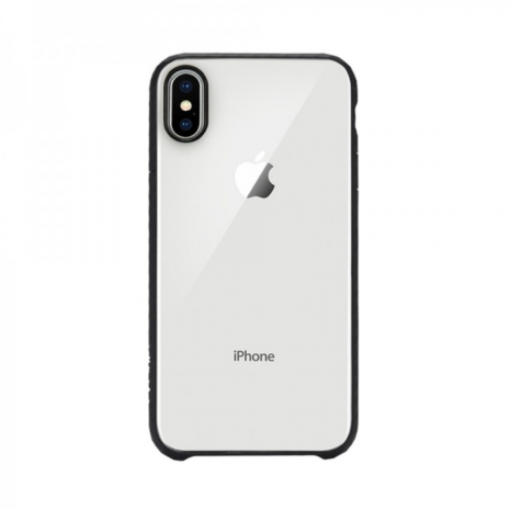 Incase - PopCase Cover Clear - iPhone X/ Xs - Clear / Black-2