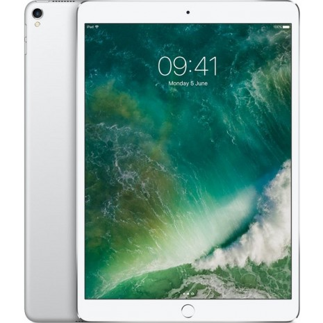"""Apple iPad Pro 10.5"""" Wi-Fi + Cellular 256GB Sølv MPHH2KN/A"""
