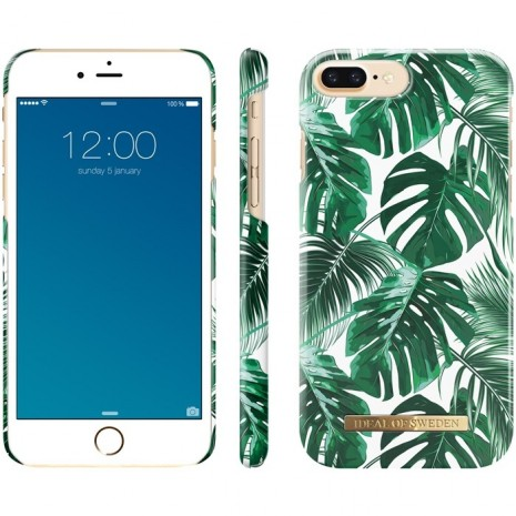 iPhone 6S Plus/7 Plus/8 Plus Cover iDeal Fashion Case Monstera Jungle-2