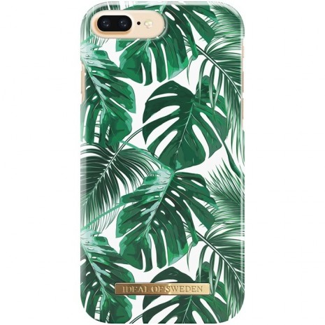 iPhone 6S Plus/7 Plus/8 Plus Cover iDeal Fashion Case Monstera Jungle-1