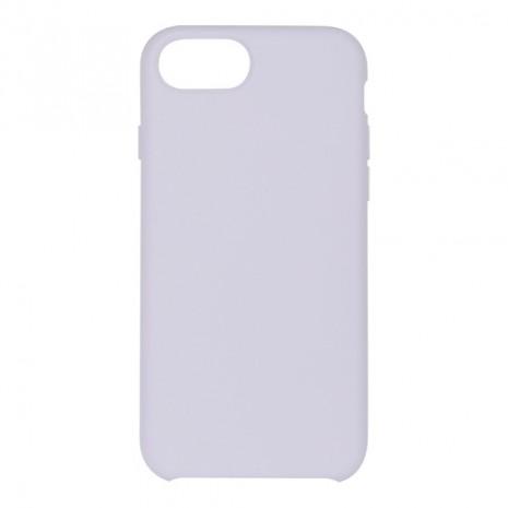 iPhone 8/7/6S, Liquid Silicone Cover, pastel lilla-1