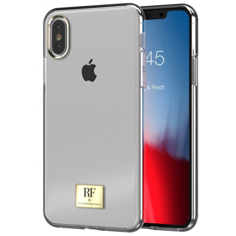 iPhone XS Max Cover RF by Richmond & Finch Transparent-2