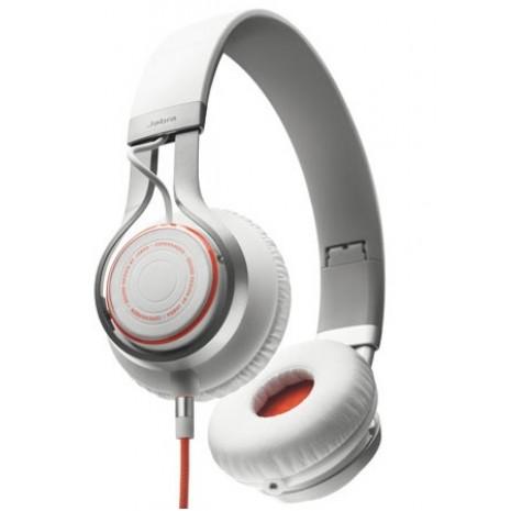Jabra Revo Corded over-ear headset White