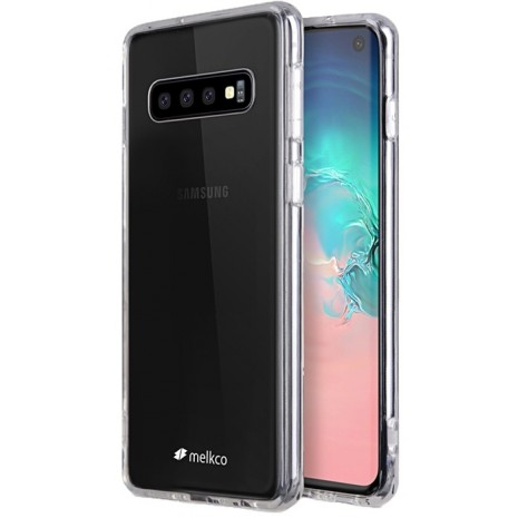 Melkco Polyultima Case Samsung Galaxy S10 Transparent-1