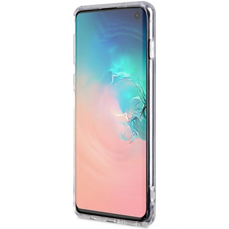 Melkco Polyultima Case Samsung Galaxy S10 Transparent-2
