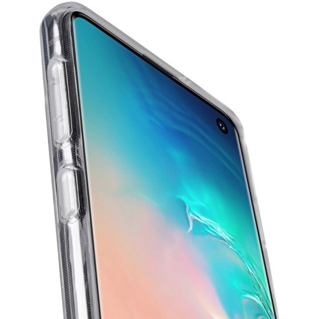 Melkco Polyultima Case Samsung Galaxy S10 Transparent-4
