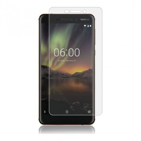 Panzer Tempered Glass Full-Fit til Nokia 6/6.1  Gennemsigtig-4