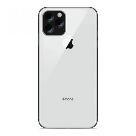 Puro 0.3 Nude Cover til Apple iPhone 11 Pro Max - Gennemsigtig-5