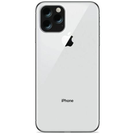 Puro 0.3 Nude Cover til Apple iPhone 11 Pro Max - Gennemsigtig-2
