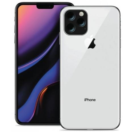 Puro 0.3 Nude Cover til Apple iPhone 11 Pro Max - Gennemsigtig-1