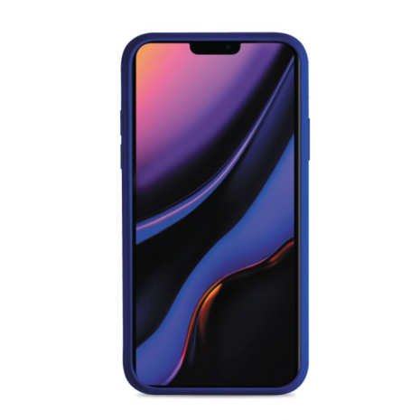 Puro Icon Apple iPhone 11 Pro Max Silikone Cover, Blå-3