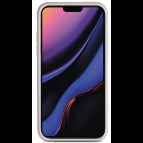 Puro Icon Apple iPhone 11 Pro Max Silikone Cover, Grå-2