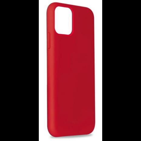 Puro Icon Apple iPhone 11 Pro Max Silikone Cover, Rød-2